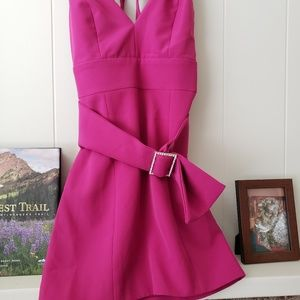 Bebe Pink Dress, size 0
